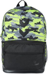 hummel Unisex Printed Backpack 30 L Backpack Rs 321 flipkart dealnloot