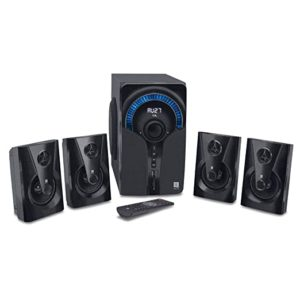 iBall Thunder 4 1 Multimedia Speaker with Rs 2604 amazon dealnloot
