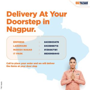 nagpur delivery