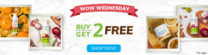 Buy 2 Get 2 Products FREE