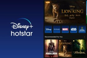 Get 12 Months Subscription to Disney+ Hotstar VIP subscription