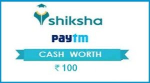 Paytm cash by reviewing your college