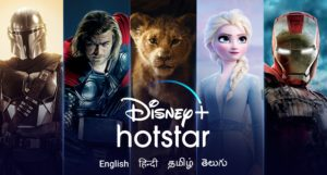 Recharge with Rs 401 pack and get Disney plus and Hotstar VIP subscription for 1 year