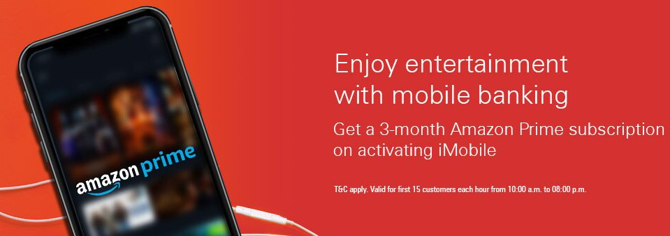 icici imobile amazon prime