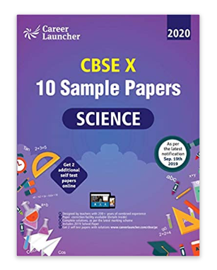 CBSE 2020  Class X - 10 Sample papers - Science Paperback – 19 September 2019