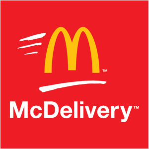 Chicken Kebab burger free via Mc delivery