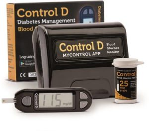 Control D Digital Glucose Blood Sugar testing Rs 359 flipkart dealnloot