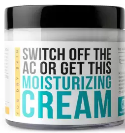 Happily Unmarried AC Moisturizing Cream - Dry to Normal Skin 100gm  (100 g)