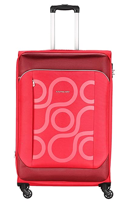 Kamiliant by American Tourister Kam Harita Polyester 81 cms Luggage