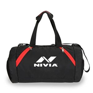 Nivia Junior Beast Polyester Gym Bag Rs 395 amazon dealnloot