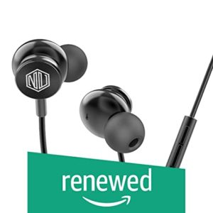 Renewed Nu Republic Jaxx 10 Wired Earphone Rs 199 amazon dealnloot