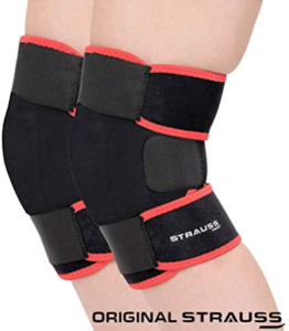 Strauss Adjustable Knee Support,Free Size