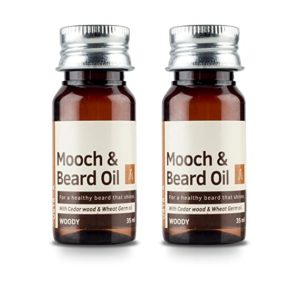 USTRAA Beard Oil woody for an instant Rs 40 amazon dealnloot