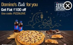 Get Rs 100 off on minimum order of Rs 500