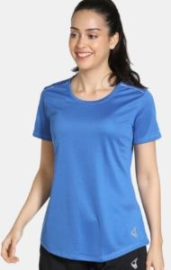 Zelocity Relaxed Fit Tee - Neon Blue