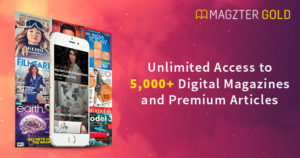 free Subscription of Magzter Gold for 1 month
