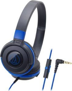 Audio Technica ATH S100iS BBL Wired Headset Rs 599 flipkart dealnloot