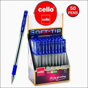 Cello Soft Tip Neo Ballpen Pack of Rs 291 amazon dealnloot