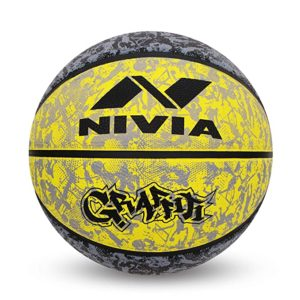 Nivia Graffiti Basketball Size 7 Rs 356 amazon dealnloot