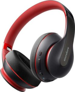 Flipkart Buy Soundcore Life Q10 With Fast Charging Bluetooth Headset Black Wireless Over The Head For Rs 2499