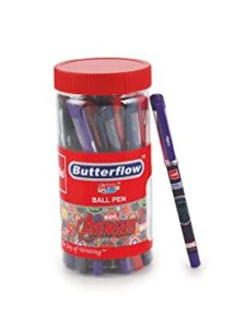Cello Butterflow Avenger Ball Pen 25 Pens Rs 161 amazon dealnloot
