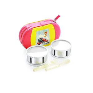 Cello Get Eat 2 Container Lunch Packs Rs 203 amazon dealnloot