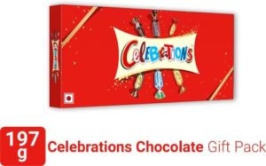 Mars Assorted Chocolate Gift Pack Bars 197 Rs 200 flipkart dealnloot