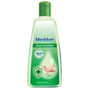 Mediker Hand Sanitizer 70 Alcohol Based Sanitizer Rs 177 amazon dealnloot