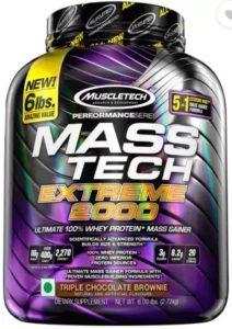 Muscletech Performance Series Tech Extreme 2000 Weight Gainers