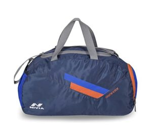 Nivia Dominator Duffle Bag Medium Size Rs 381 amazon dealnloot