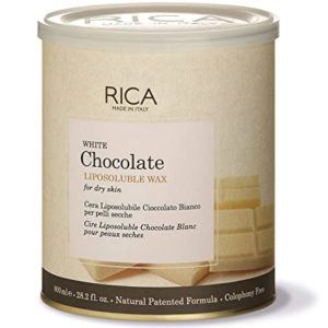 Rica White Chocolate Liposoluble Wax 800ml Rs 466 amazon dealnloot