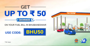 mobikwik fuel offer
