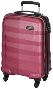 Skybags Auckland 56.1 cms Cherry Red Hardsided Carry-On