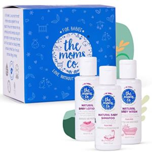 The Moms Co Travel Kit for Baby Rs 165 amazon dealnloot