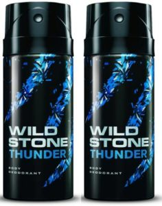 Wild stone Thunder Deodorant Spray Combo Set Rs 111 flipkart dealnloot