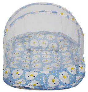 Amardeep Duckling Baby Mattress with Mosquito Net Rs 227 amazon dealnloot