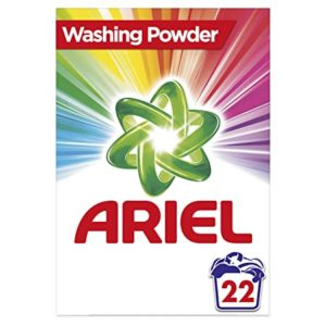 Ariel Colour Washing Powder 22 Washes Rs 449 amazon dealnloot