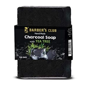 Barber s Club Hand Made Organic Charcoal Rs 56 amazon dealnloot