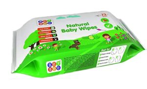 Beybee Cucumber and Aloe Vera Baby Wipes Rs 77 amazon dealnloot
