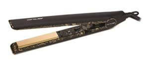 Corioliss C1 Gold Paisley Hair Straightener Gold Rs 4000 amazon dealnloot