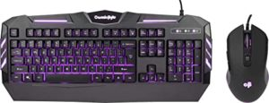 Cosmic Byte Dark Matter Gaming Keyboard and Rs 829 amazon dealnloot