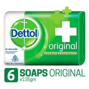 Dettol Original Germ Protection Bathing Bar bar Rs 204 amazon dealnloot
