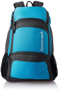 Fastrack 22 63 Ltrs Blue Casual Backpack Rs 797 amazon dealnloot