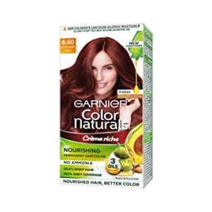 Garnier Color Naturals Crème hair color Shade Rs 126 amazon dealnloot