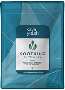 Kaya Youth Soothing Face Mask