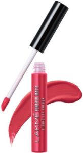 Lakme Forever Matte Liquid Lip Colour Coral Rs 154 flipkart dealnloot