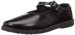 Liberty Girl s Black Formal Shoes Rs 167 amazon dealnloot