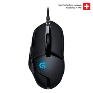 Logitech G 402 Hyperion Fury Wired Gaming Rs 1700 amazon dealnloot