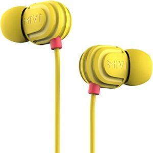 Mivi Rock and Roll W1 Wired Earphones Rs 299 amazon dealnloot