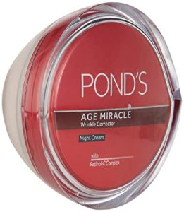Pond s Age Miracle Wrinkle Corrector Night Rs 299 amazon dealnloot